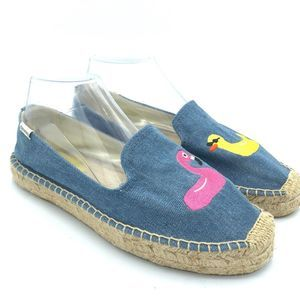 Mary Matson Soludos Floaties Espadrilles 9028